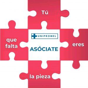 Asóciate a Unipromel