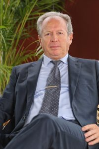 Doctor Ignacio Guerrero, presidente de Unipromel